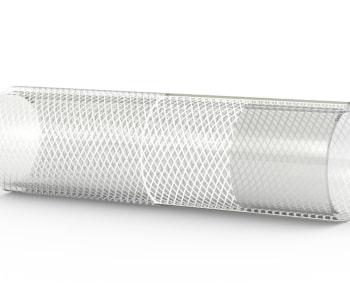 FDA Gewebeverstärkter Silikonschlauch