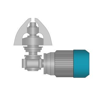 Magnetische Rührwerke für Tankbehälter