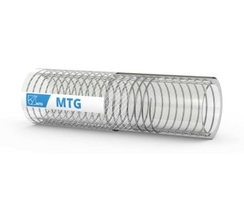 Reinforced Silicone Tubing with Wire
