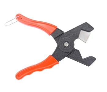 tubing cutter open
